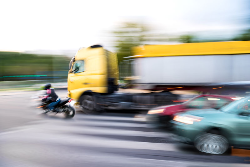 car truck motorcycle accident attorney ct