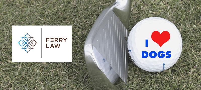 Ferrylaw charity golf tournament